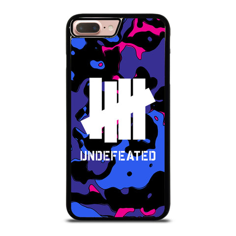 UNDEFEATED CAMO LOGO-iphone-8-plus-case-cover