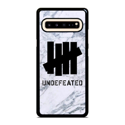 UNDEFEATED MARBLE LOGO-samsung-galaxy-s10-5g-case-cover
