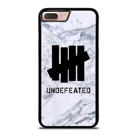UNDEFEATED MARBLE LOGO-iphone-8-plus-case-cover