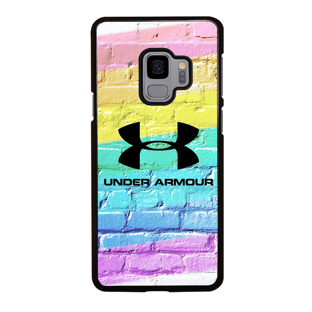 the best attitude 81dc9 a9faa UNDER ARMOUR COLORED BRICK Samsung Galaxy S9 Case Cover - Favocase