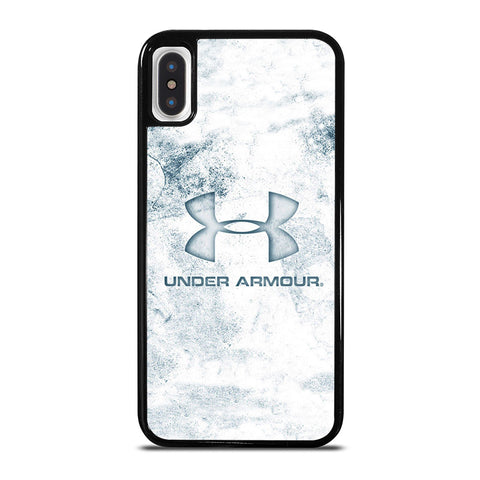 UNDER ARMOUR ICE LOGO iPhone X / XS Case - Best Custom Phone Cover Cool Personalized Design