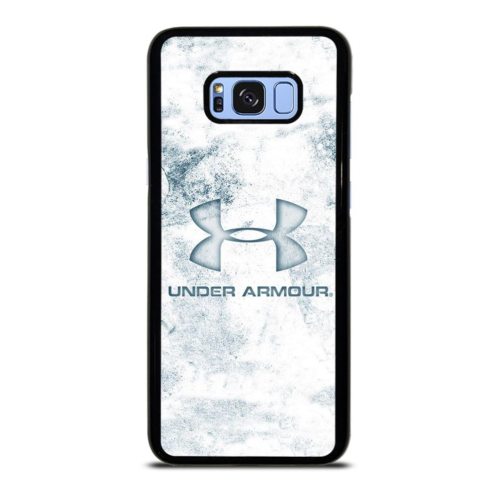 promo code 98e5d 5dbd5 UNDER ARMOUR ICE LOGO Samsung Galaxy S8 Plus Case Cover - Favocase