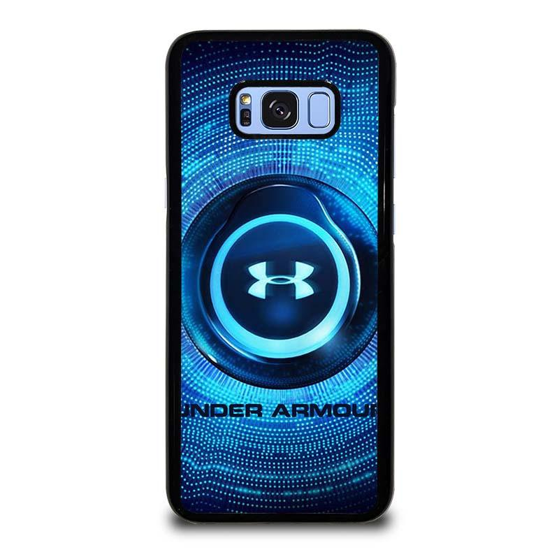 size 40 b94aa 7fd5d UNDER ARMOUR LOGO Samsung Galaxy S8 Plus Case Cover - Favocase
