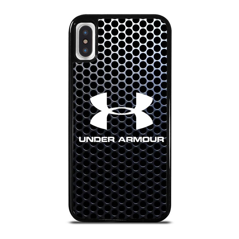 release date: dbf8f 63a45 UNDER ARMOUR METAL LOGO iPhone X / XS Case Cover - Favocase