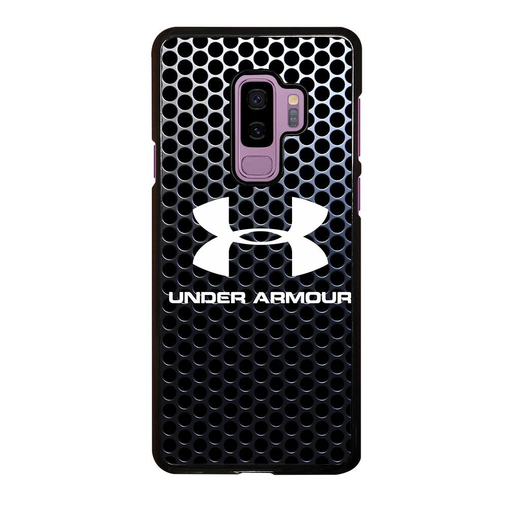 the latest 0af5a bfce9 UNDER ARMOUR METAL LOGO Samsung Galaxy S9 Plus Case Cover - Favocase