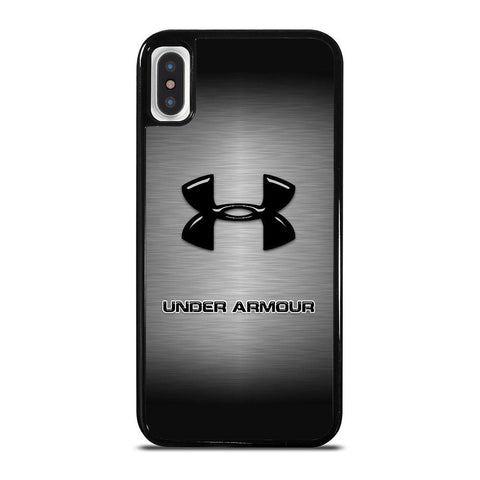 UNDER ARMOUR ON PLATE LOGO-iphone-x-case-cover