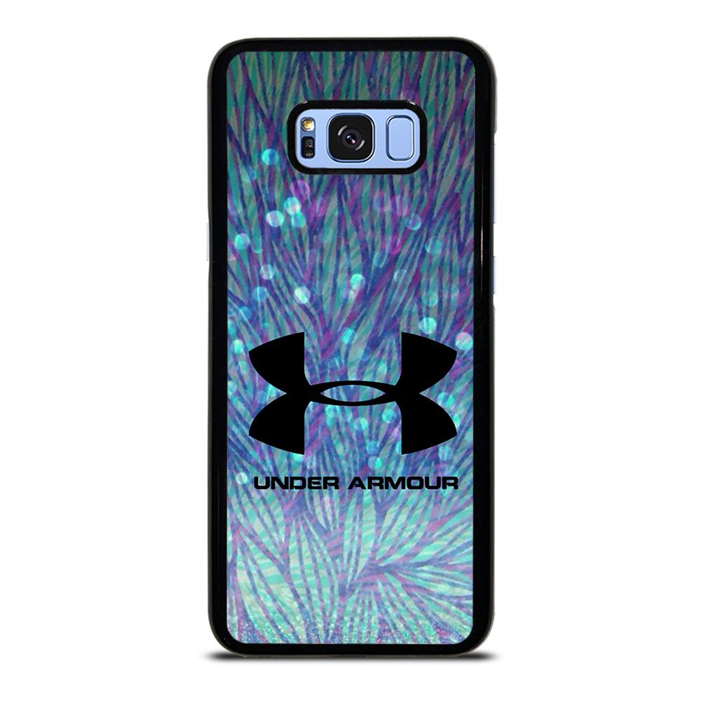 wholesale dealer 61a71 b9f15 UNDER ARMOUR PATTERN LOGO Samsung Galaxy S8 Plus Case Cover - Favocase