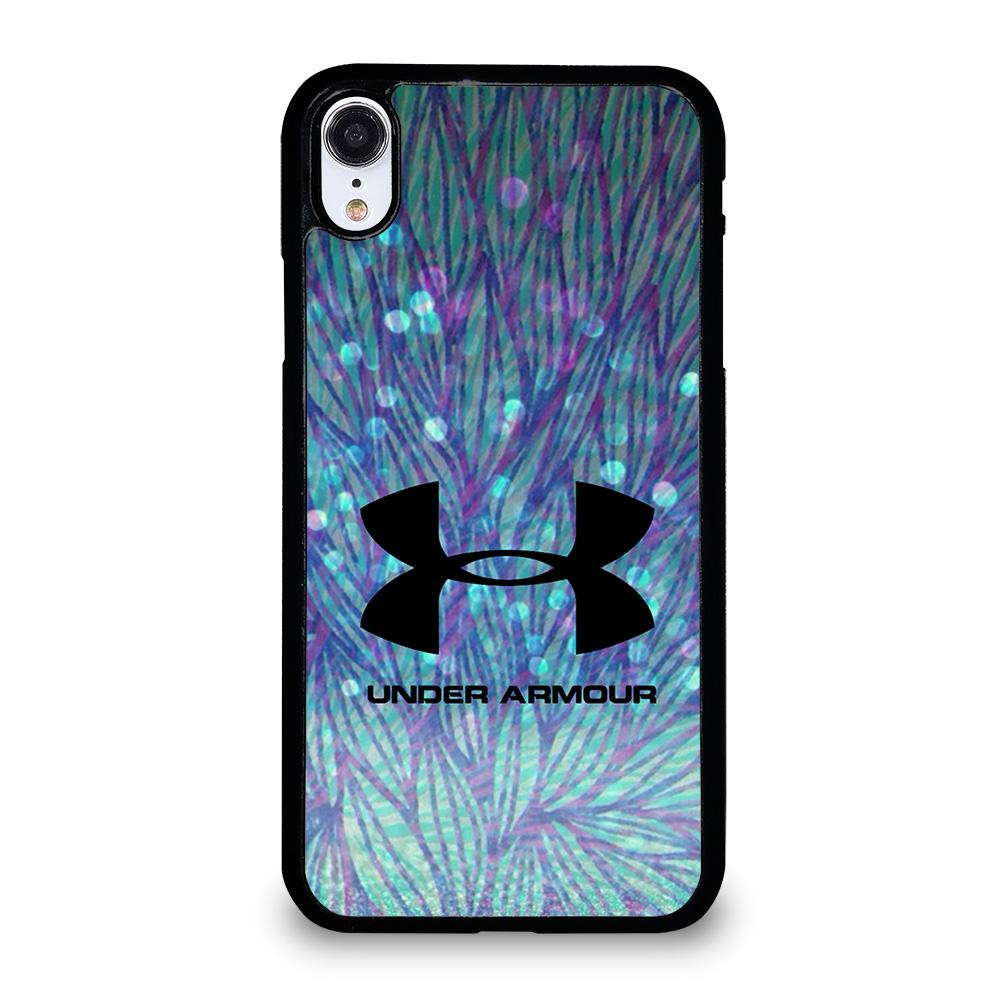 hot sale online be671 33715 UNDER ARMOUR PATTERN LOGO iPhone XR Case Cover - Favocase