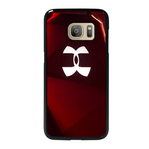 UNDER ARMOUR RED LOGO-samsung-galaxy-S7-case-cover