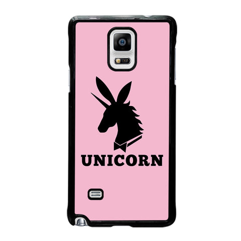 UNICORN PLAYBOY-samsung-galaxy-note-4-case-cover