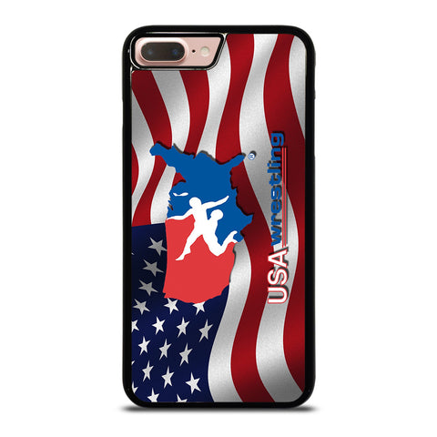 USA WRESTLING-iphone-8-plus-case-cover