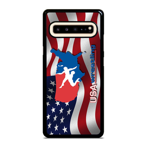 USA WRESTLING-samsung-galaxy-s10-5g-case-cover