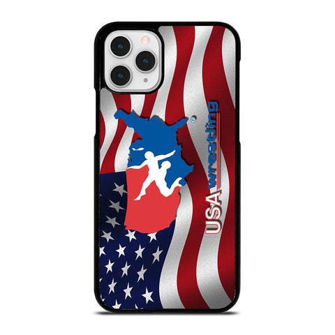 USA WRESTLING-iphone-11-pro-case-cover