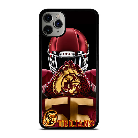 USC TROJANS FOOTBALL-iphone-11-pro-max-case-cover