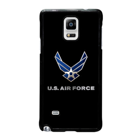 US AIR FORCE LOGO-samsung-galaxy-note-4-case-cover