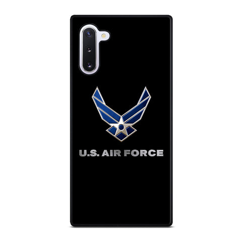 US AIR FORCE LOGO-samsung-galaxy-note-10-case-cover