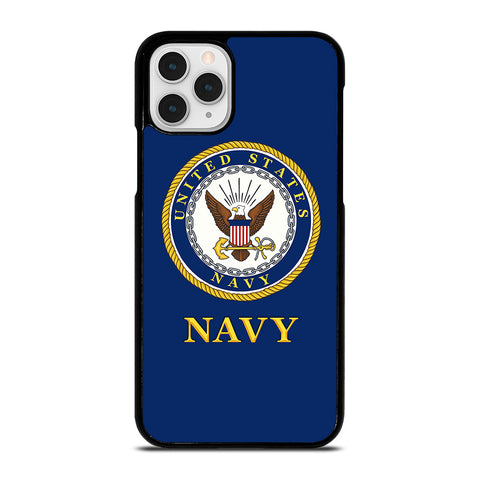 US NAVY LOGO-iphone-11-pro-case-cover