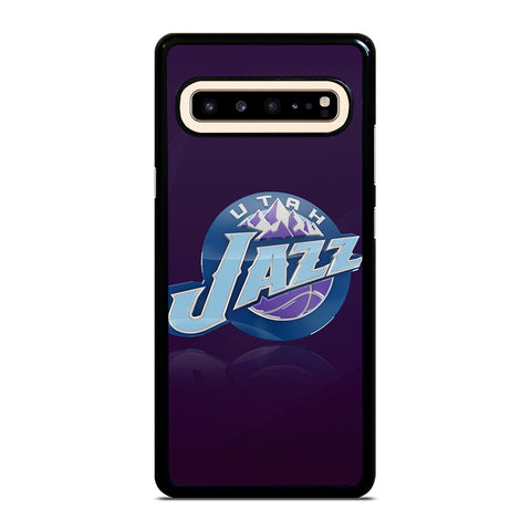 UTAH JAZZ BASKETBALL-samsung-galaxy-s10-5g-case-cover