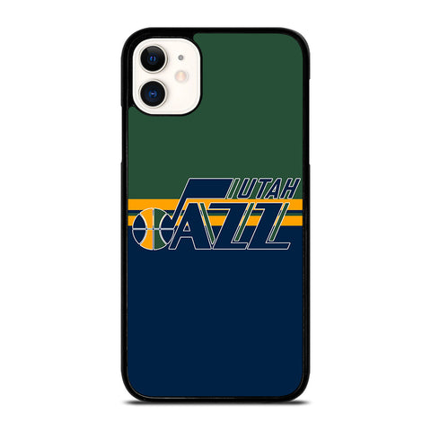 UTAH JAZZ LOGO-iphone-11-case-cover