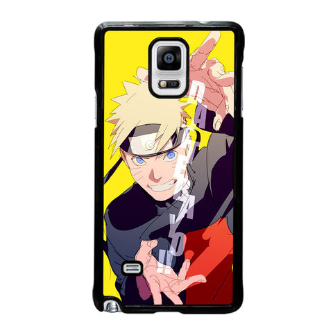 UZUMAKI NARUTO ANIME-samsung-galaxy-note-4-case-cover