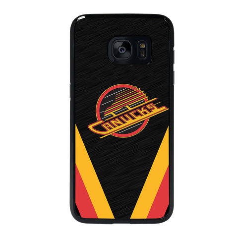 VANCOUVER CANUCKS LOGO OLD-samsung-galaxy-#REF!-edge-case-cover