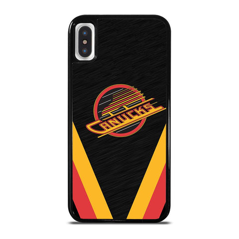 VANCOUVER CANUCKS LOGO OLD-iphone-x-case-cover