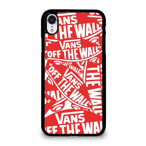 VANS OFF THE WALL-iphone-xr-case-cover