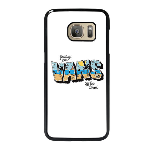 VANS OFF THE WALL GREETINGS-samsung-galaxy-S7-case-cover