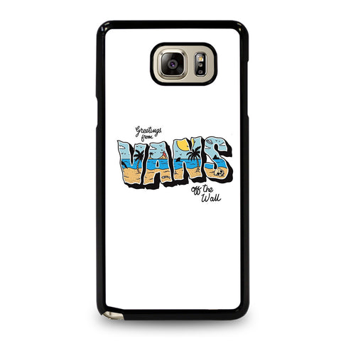VANS OFF THE WALL GREETINGS-samsung-galaxy-note-5-case-cover