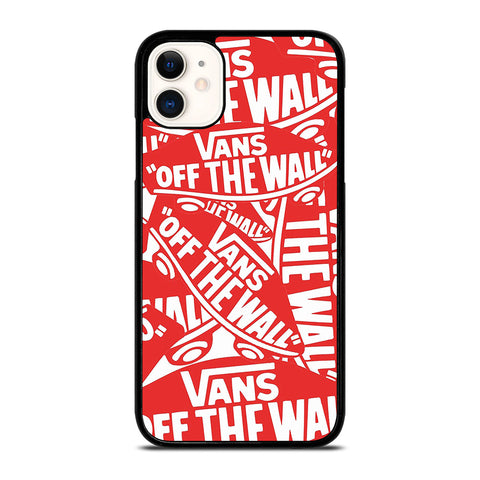 VANS OFF THE WALL-iphone-11-case-cover