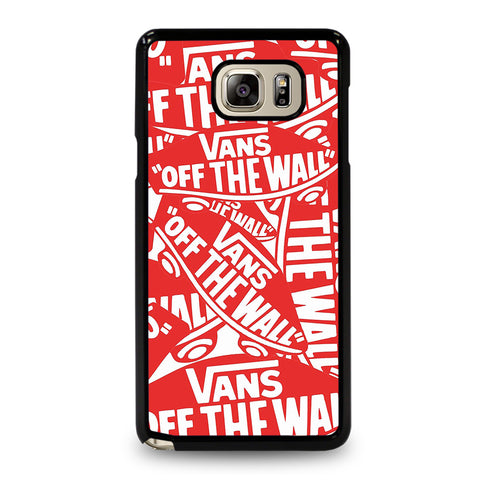 VANS OFF THE WALL-samsung-galaxy-note-5-case-cover