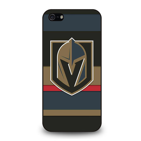 VEGAS GOLDEN KNIGHTS STRIPE iPhone 5 / 5S / SE Case Cover