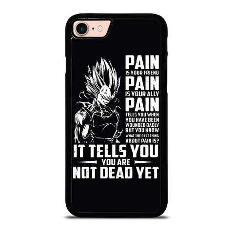 VEGETA QUOTE DRAGON BALL 2-iphone-8-case-cover