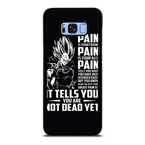VEGETA QUOTE DRAGON BALL 2-samsung-galaxy-S8-plus-case-cover