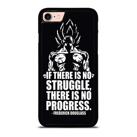 VEGETA QUOTE DRAGON BALL-iphone-8-case-cover