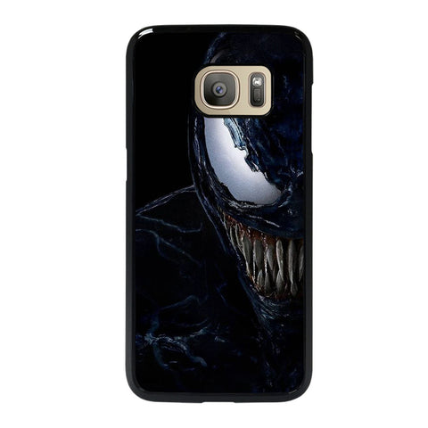 VENOM FACE SPIDERMAN-samsung-galaxy-S7-case-cover