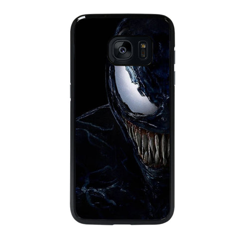 VENOM FACE SPIDERMAN-samsung-galaxy-s7-edge-case-cover