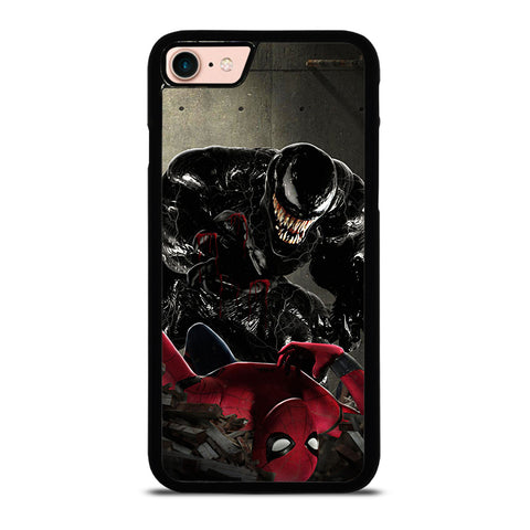 VENOM SPIDERMAN-iphone-8-case-cover