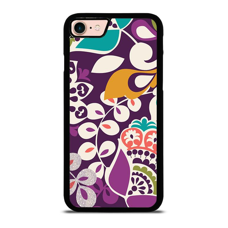new style 0b740 452b6 VERA BRADLEY 3 iPhone 8 Case Cover - Favocase