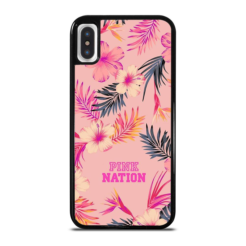 save off 4c85f 7a6d0 VICTORIA'S SECRET PINK NATION iPhone X / XS Case Cover - Favocase