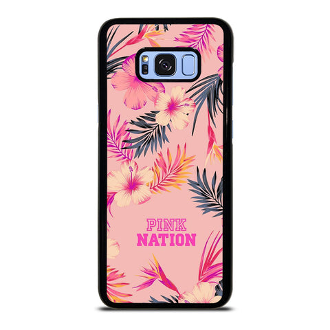 VICTORIA'S SECRET PINK NATION-samsung-galaxy-S8-plus-case-cover