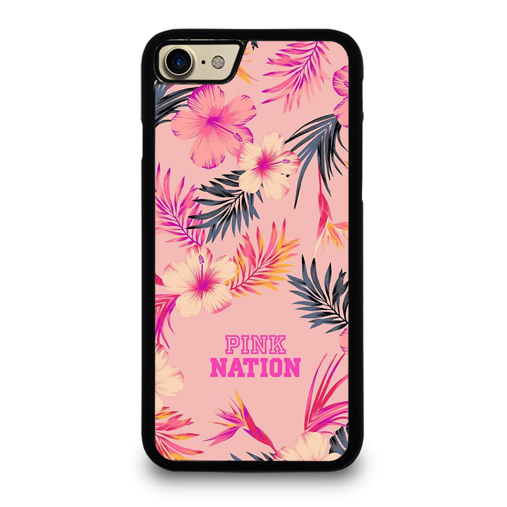 finest selection c54c3 bb330 VICTORIA'S SECRET PINK NATION iPhone 7 Case Cover - Favocase