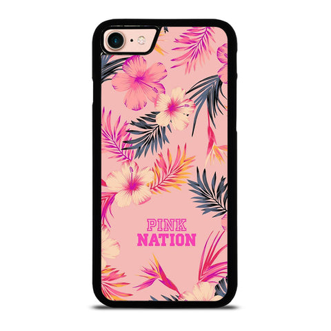 VICTORIA'S SECRET PINK NATION-iphone-8-case-cover