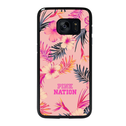 VICTORIA'S SECRET PINK NATION-samsung-galaxy-#REF!-edge-case-cover