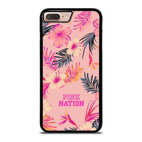 VICTORIA'S SECRET PINK NATION-iphone-8-plus-case-cover