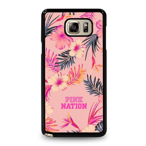 VICTORIA'S SECRET PINK NATION-samsung-galaxy-note-5-case-cover