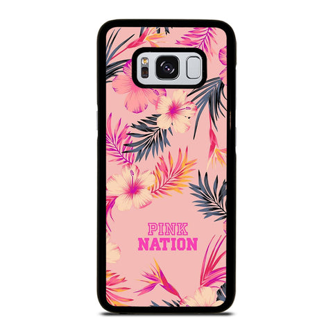 VICTORIA'S SECRET PINK NATION-samsung-galaxy-S8-case-cover
