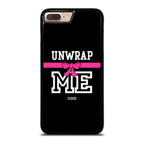 VICTORIA'S SECRET PINK UNWRAP ME-iphone-8-plus-case-cover