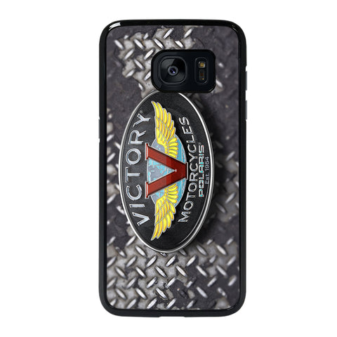 VICTORY MOTORCYCLES EMBLEM-samsung-galaxy-#REF!-edge-case-cover