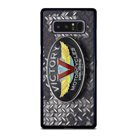 VICTORY MOTORCYCLES EMBLEM-samsung-galaxy-note-8-case-cover